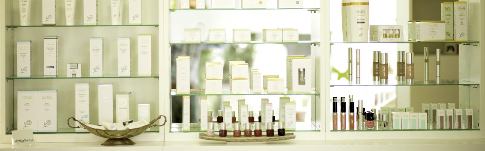 Ihr Studio mit Gertraud Gruber Kosmetik in München-Obermenzing